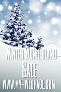 Winter Wonderland Sale