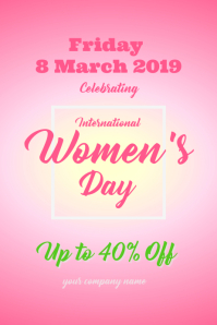 Woman's Day Sales
