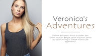 woman and girl generic fashion blog advertisi template