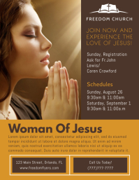 Woman Of Jesus