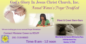 Women's Church Event