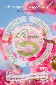 Women's Church Events/retreat/spa & wellness