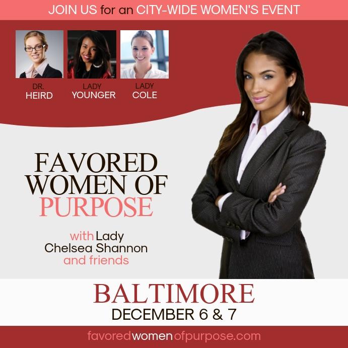 Women's City-Wide Event