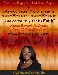 Women's Conference Template