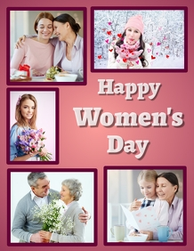 women's day, event, greeting