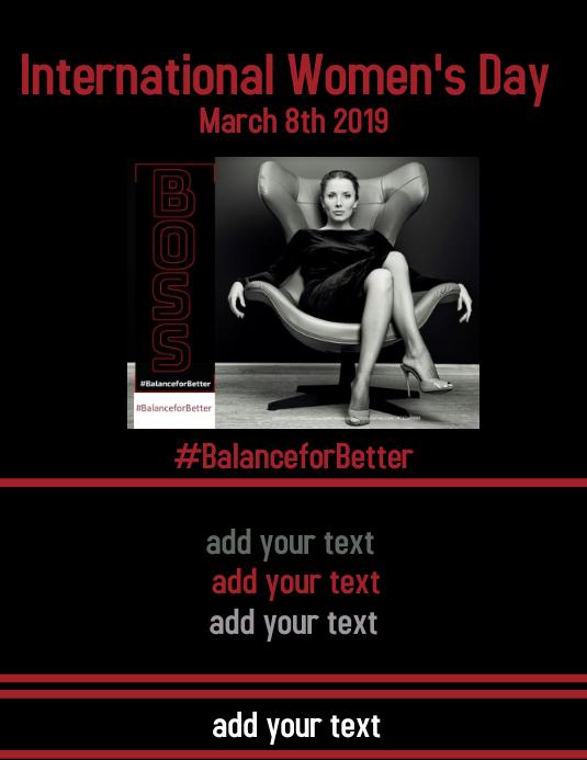Women's Day Awareness