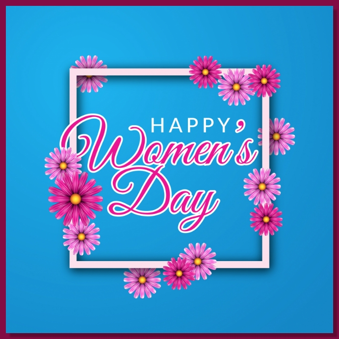Women's Day Wpis na Instagrama template