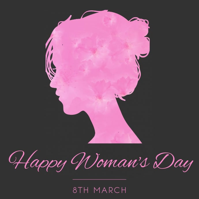 Women's Day Instagram Cover Template