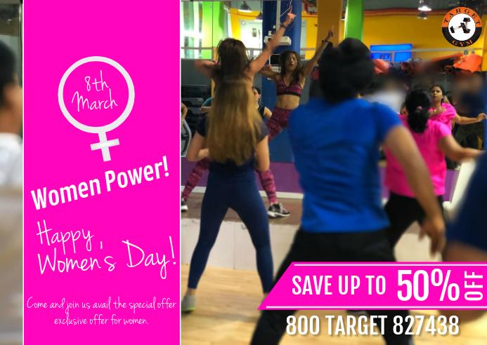 Women's Day Offer