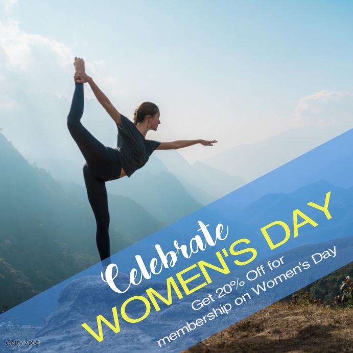 Women's Day offer Instagram