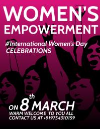 Women's Day Premium Poster