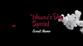 Women's Day Special Digital Display (16:9) template