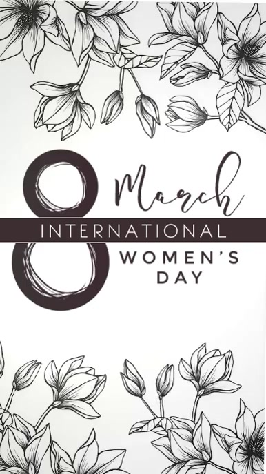 Women's Day Template Instagram Story