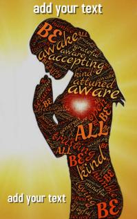 Women's Empowerment Book Cover Design Template