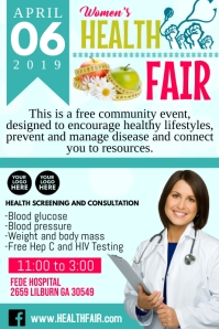 Women's Health Fair