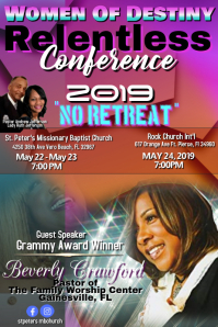 Women's Relentless Revival Conference