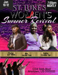Women's Summer Revival