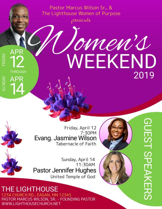 Women's Weekend 2019