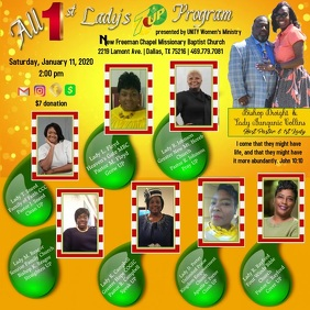 Women's 7UP Program