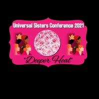 Women Event Logo template