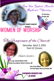 Women of Worship, The Fragrance of the Church