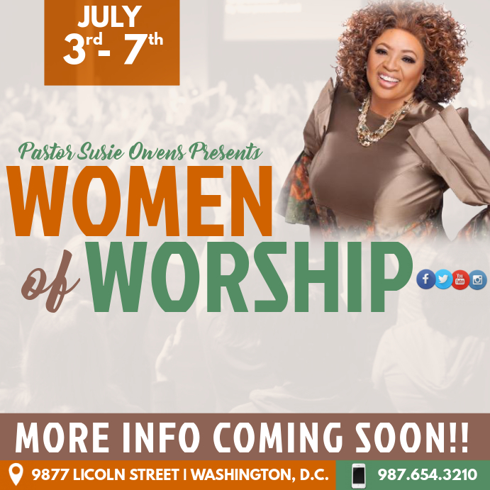 Women of Worship