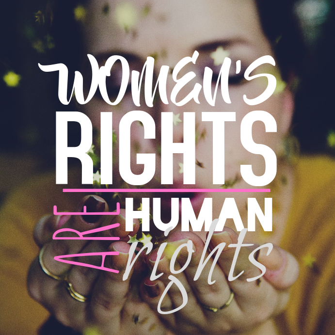 Women Rights Instagram Image template