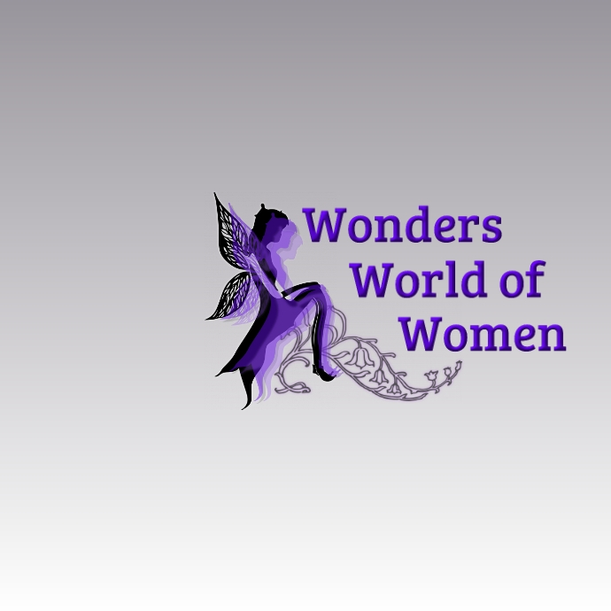 Women World Logo Logotipo template