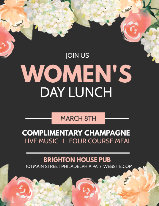 Womens day lunch