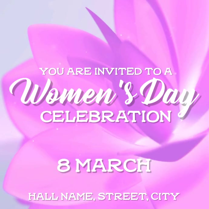 Womens Day party