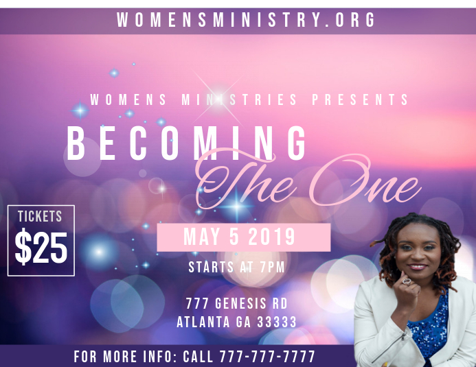 Womens Ministry Conference