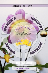 Womens Ministry Sring Retreat/ Spa/Spring