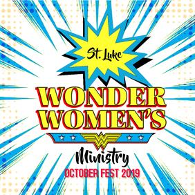 WONDER WOMEN'S MINISTRY