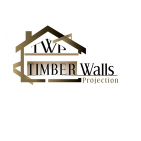 Wood Supplier Logo template