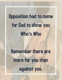 Word of Encouragement