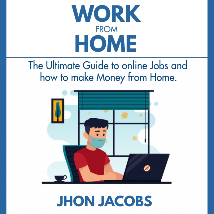 Work From Home Template Postermywall