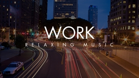 work relaxing music youtube thumbnail