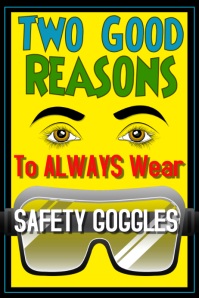 Workplace Safety Poster Template
