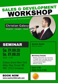 Workshop Coach Speaker Trainer Motivation personal developer