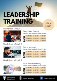 workshop training courses seminar leadership