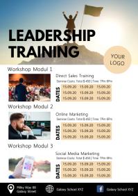 workshop training courses seminar leadership