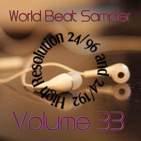 World Beat Sampler Volume 33