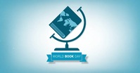 World Book Day 2021 Facebook Shared Image template