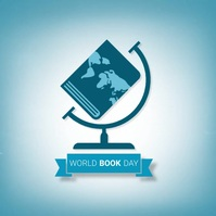 World Book Day 2021 Pos Instagram template