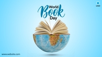 World Book Day Twitter Post template