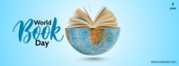 World Book Day Facebook Cover Photo template