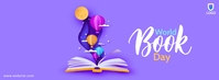 World Book Day Facebook-omslagfoto template