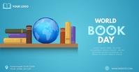 World Book day facebook template