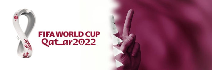 World Cup 2022 Banner Template
