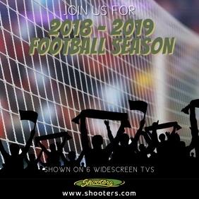 World Cup Final Bar Ad Video Template